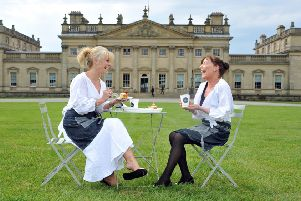 Great British Food Festival set to return to Harewood.