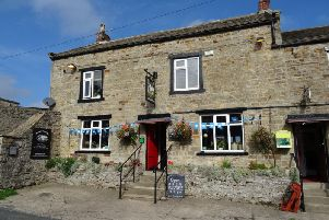 The George & Dragon at Hudswell. Photo: Brian Evans