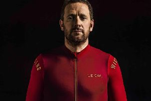 Sir Bradley Wiggins is live at the Engine Shed in Lincoln next month.