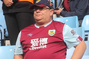 Aston Villa v Burnley fan photos. Photo: Mick Walker/CameraSport