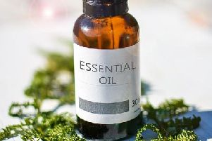 Essential oils can help with thrush