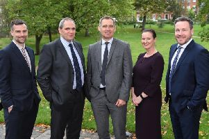 Harrison Drury legal team