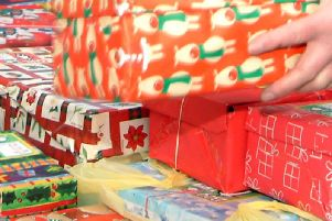 Donations of toys are required