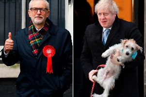 The result of the 2019 General Election are slowly emerging (Getty Images)