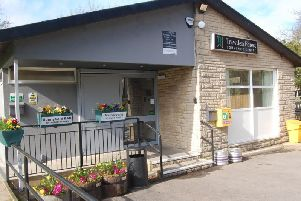Trawden Forest Library and Community Centre
