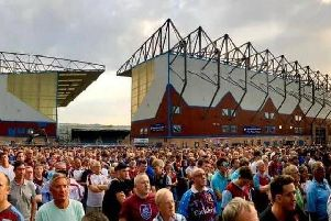 The home of the Clarets is the venue for Burnley Live 2020