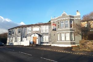 The former Black Bull in Marsden Road