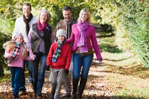Northern folk are among the friendliest in the UK and are keen to see more of their family and friends.