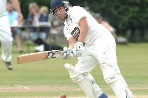 George Hirst was in the runs as Birstwith took a step closer to winning the first division title