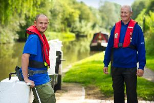 The Canal and River Trust is appealing for new Pendle lock keepers on the Leeds & Liverpool Canal. (s)