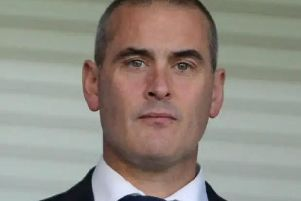Burnley FC technical director Mike Rigg