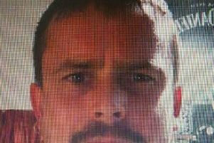 Carl Barrett has been missing since Tuesday