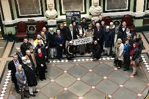 A number of Calderdale organisation joined in remembrance of those killed in the Christchurch terrorist attack last week.