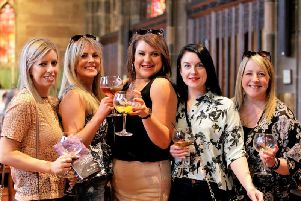 The Gin Society's festival comes to Burnley Mechanics in May
