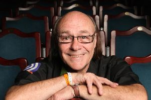 Comedian Mick Miller is coming to the Mechanics Theatre to entertain audiences.