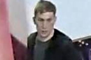 Police wanted to speak to this man over an attack on a family in Manchester