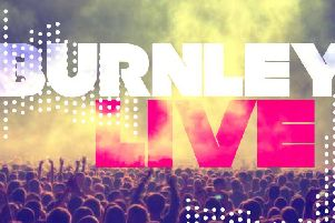 Burnley Live will take place this Bank Holiday Sunday from noon until 8pm
