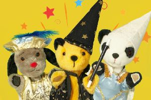 Sooty's Magic Show is live in Lincolnshire next week