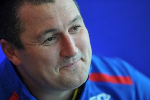 Wakefield Trinity coach Chris Chester.  Picture Tony Johnson.