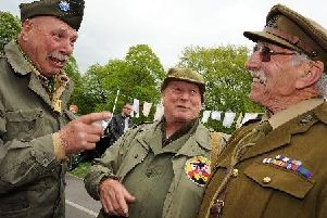 Pendle people can enjoy a 1940s Revival Event marking the 75thAnniversary of D-Day at Holy Trinity Church, Barnoldswick. (s)