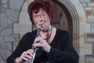 Oboe-player Patricia Chippendale is celebrating 65 years with both Burnley and Colne Orchestras.