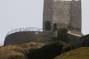 The cannon will be fired from the historic grounds of Clitheroe Castle
