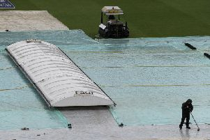 Bad weather wrecked any hope for Yorkshire and Notts.