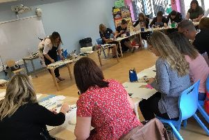 Whitefield Infant School welcomed80 schools from from London, York, Leeds, Liverpool, Manchester and Lancashire for a Professional Development Day.