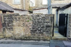 Police have issued a warning after thieves made off with coping stones from the Barnoldswick area last weekend.