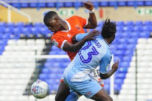 Sullay Kaikai has played a key role in the early stages of the season
