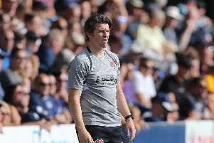 Joey Barton says his Fleetwood players were devastated not to have won at Southend