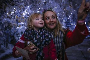 Lotherton has unveiled its seasonal attraction