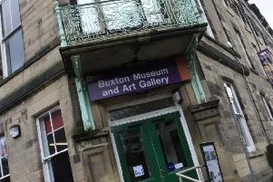 Buxton Museum and Art Gallery.