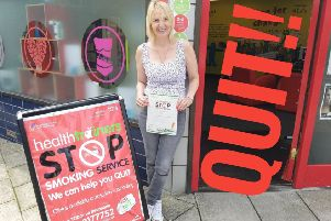 The new SmokeFree campaign has been launched across the East Riding.