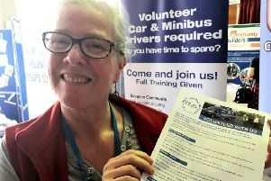Community transport operator Beverley Community Lift is hoping to attract new volunteer drivers and assistants.