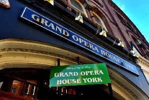 The Grand Opera House in York.