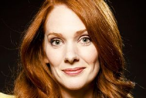 Diane Spencer heads the line-up for the comedy club in Kirton this weekend.