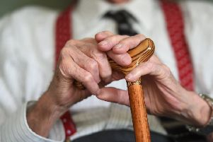 In an annual survey of adult social care users for 2018-19, more than a third of respondents in East Riding of Yorkshire (34.2%) said they or their family buy additional care privately, or pay more to the council to top up the care they receive. Photo: PA Images.