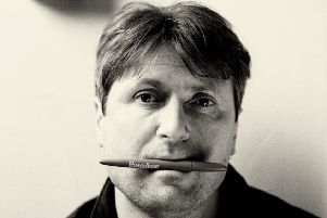 The new UK Poet Laureate Simon Armitage will be appearing at Pocklington Arts Centre (PAC) on Thursday, November 28.
