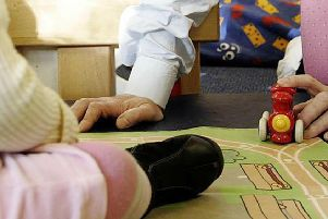 Out of 770 two-year-olds in the East Riding, 105 did not see a health visitor between April and June 2019, the latest data from the Department of Health and Social Care shows. Photo: PA Images