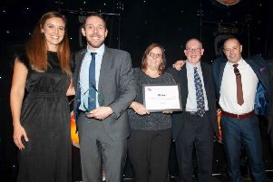 This is the first time East Riding Leisure Francis Scaife has scooped this national award.