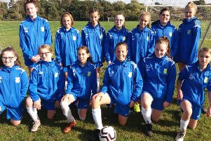 The Shiptonthorpe Girls Under 13s football team play in the City of York Girls Football League.