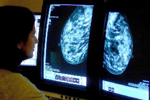 Women are invited for a breast screening every three years between the ages of 50 and 70. Photo: PA Images