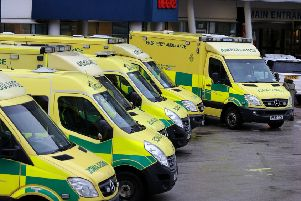 Medical professionals are warning that A&E services are at breaking point nationally.