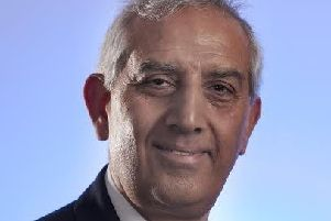 Hardyal Dhindsa, police and crime commissioner for Derbyshire. Photo: John McLean