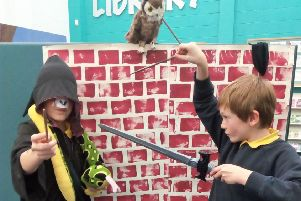 The Harry Potter Book Night is one of the most popular events of the year in East Riding Libraries.