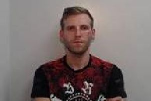 Cole Johnson is known to have frequent links toManchester, North Wales and the Darwen area of Lancashire. (Credit: Greater Manchester Police)