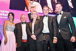 William's Den was a double winner at last year's White Rose Awards.
