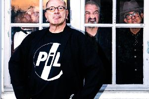 Public Image Limited visit Hull in June