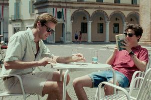 Call Me By Your Name is on Sky Cinema.